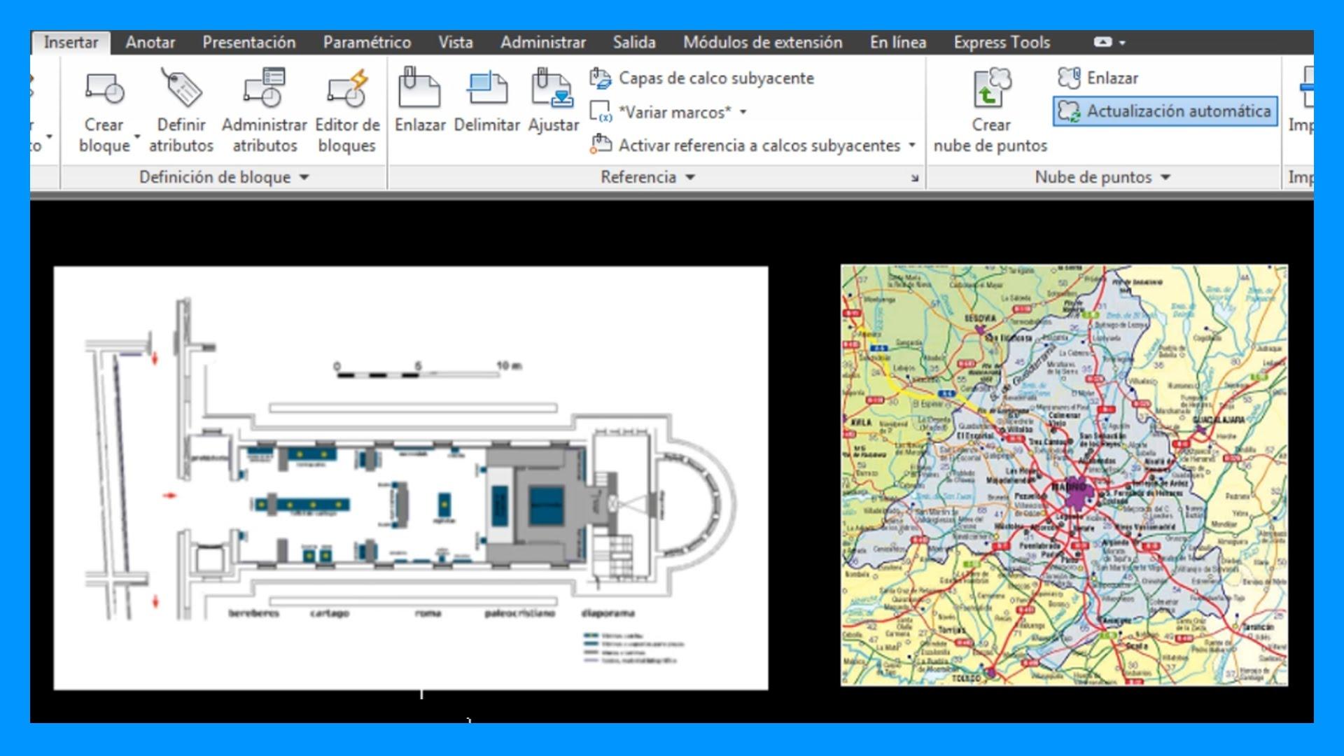 Autocad archivos saber programas autos post for Archivos de cad