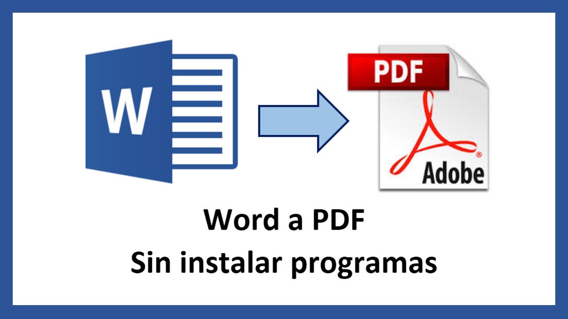 Word archivos - Página 3 de 4 - Saber Programas