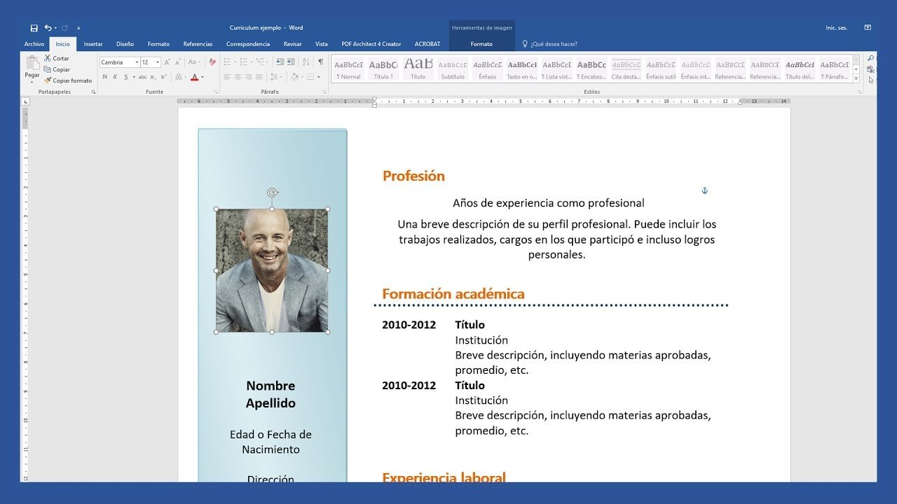 Word - Insertar imagen en Word y adaptarla al texto - Saber Programas